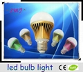 6pcs E26/E27 7.2W LED bulb light with RoHS 2