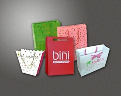 gift bags Christmas gift bags paper bags gift packaging