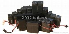 4V  battery   lead acid battery