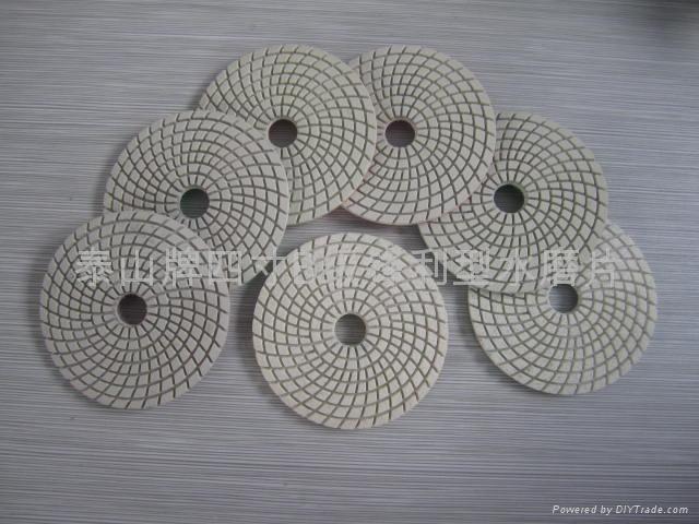 泰山牌金刚石水磨片 3