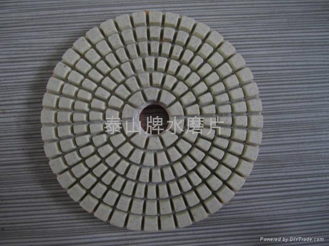 大理石专用的水磨片 1