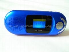 FM Radio Mini speaker