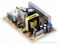 65 W Single Output Open Frame Power