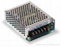 25W Single Output DC-DC Switching Power