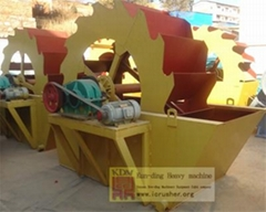 cheap high effect cricoid sand washing machine from china