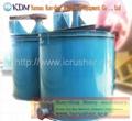 cheap mineral product agitation barrel