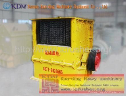 box crusher and high-efficient fine impact crusher breakers 1