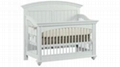 Built-to-Grow Spindle Crib