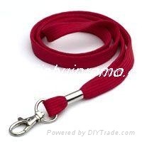we supply widely used tubular neck strap 1