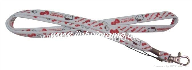 we supply widely used tubular neck strap 5