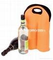 best selling neoprene wine bottle holder in best price 1