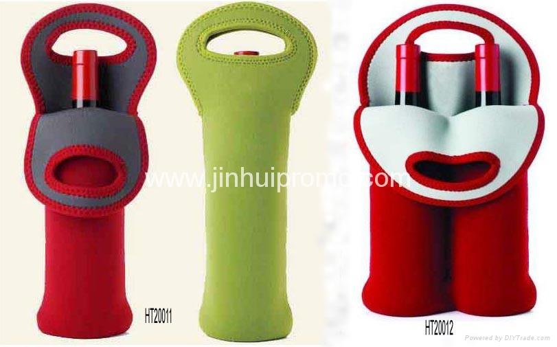 best selling neoprene wine bottle holder in best price 5