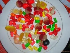 Gelatin for gummy candy