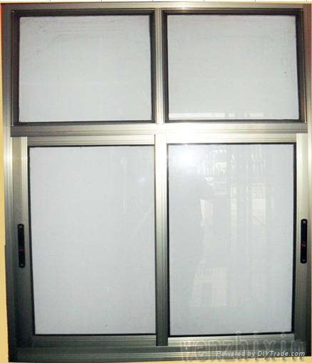 Steel window dw w44 china manufacturer metal window for Aluminium window frame manufacturers