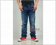 Men'sjeans new style and good fashionable design