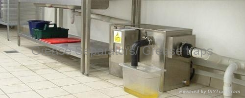 Undersink Grease Trap D1 4 Grease Guardian India
