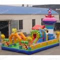inflatable amusement park 2