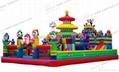 inflatable amusement park 3