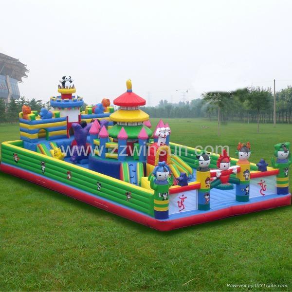 inflatable amusement park 1