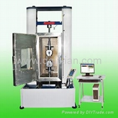 high and low temperature tensile strength testing machine