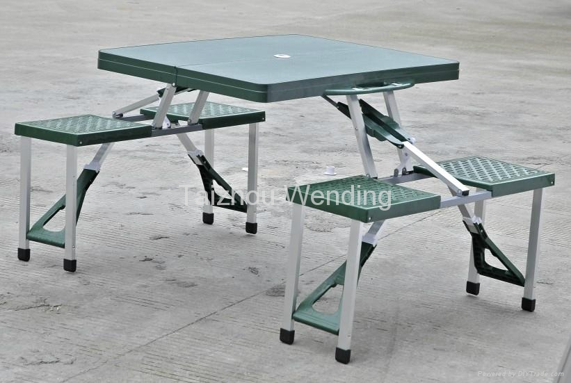 plastic folding picnic table with bench 6ft folding bench fo