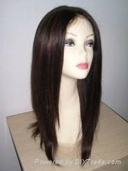 High quality new style 100% remy wigs 1