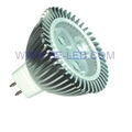 3W MR16 Dimmable LED Spot Light