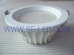 9W   款 自然白 LED筒燈