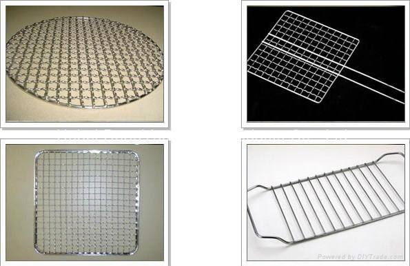 Barbecue Grill Netting 1