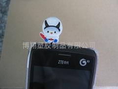 苹果配件ipad iPod iPhone 软胶迪士尼手机防塞