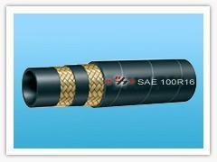SAE100R16 Braided hose 1