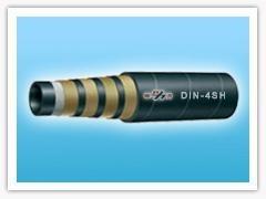DIN-4SP Winding hose