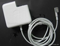 Magsafe A1566 Laptop ac adapter, 45W 14.85V 3.05A, for Apple air series