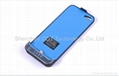 2200mAh External Backup Battery Charger Cover Power Bank for iPhone 5 5G i5