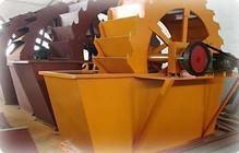 Bucket sand  washing  machine