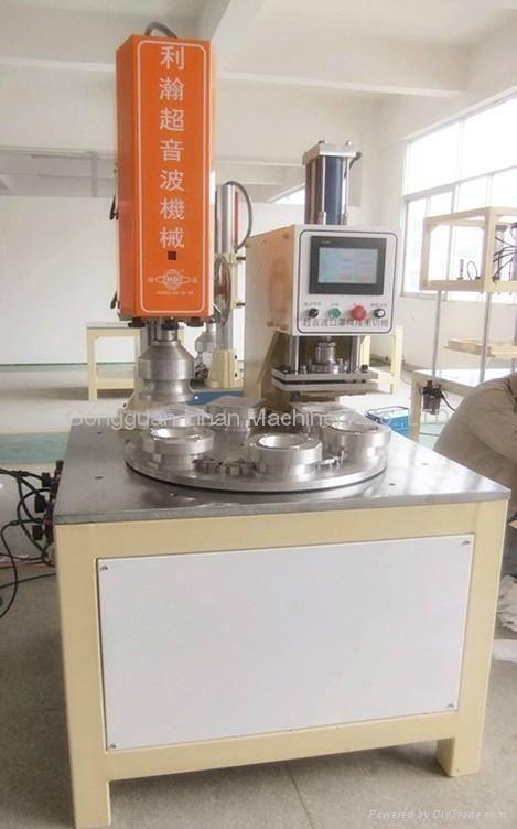 N95 CUP MASK FORMING MACHINE 1