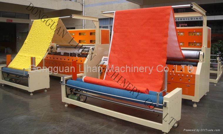 AUTOMATIC ULTRASONIC QUILTING MACHINE 1