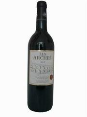 法國嘉德水道橋阿詩紅葡萄酒2007