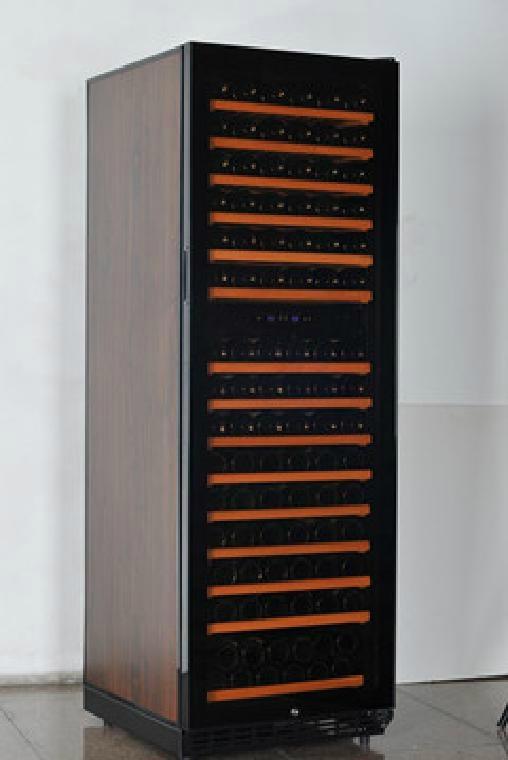 MG168D-M1P 168支裝壓縮機制冷雙溫風冷式紅酒櫃 1