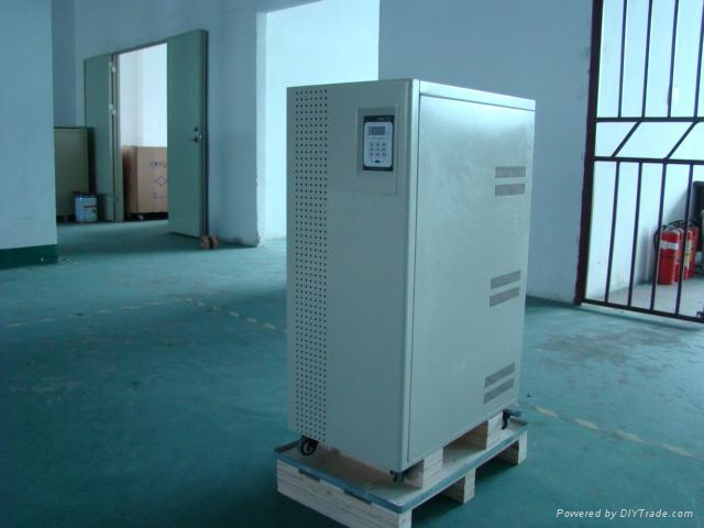 High Precision Full-automatic AC Stabilized Voltage Supply 1