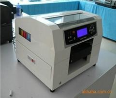 A4 打印幅面万能平板彩印机