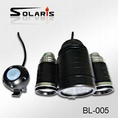 1800 Lumens LED Bicycle Light