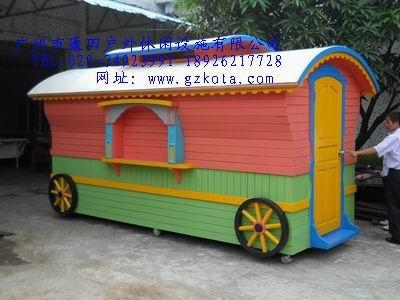 重慶景觀戶外售貨車 1
