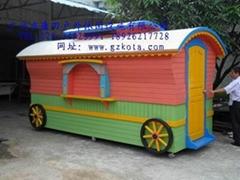 重慶景觀戶外售貨車