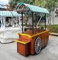 上海公園戶外售貨車 1