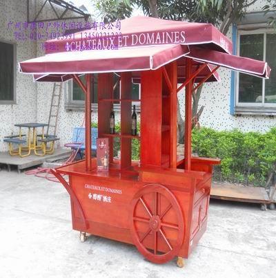 紅酒酒屋售貨車 1