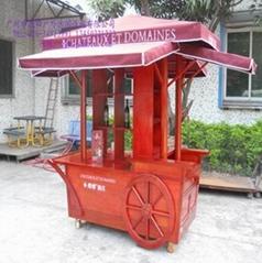 紅酒酒屋售貨車