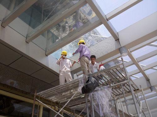 合肥市玻璃贴膜 2