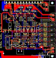 Copy pcb board