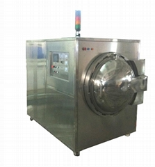 High temperature vacuum degassing machine